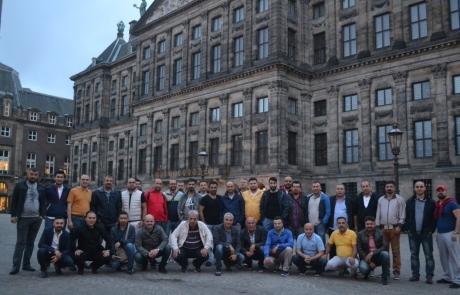 Demirdöküm Amsterdam Motivasyon Gezisi