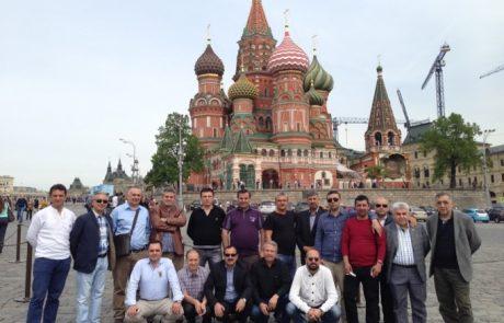 Moskova Turu Motivasyon Gezisi