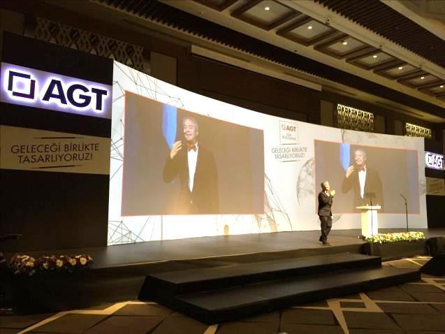AGT Konferans Sahne