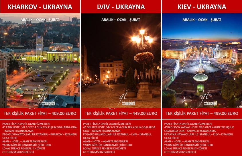 GT Turizm Turistik Kış Turları