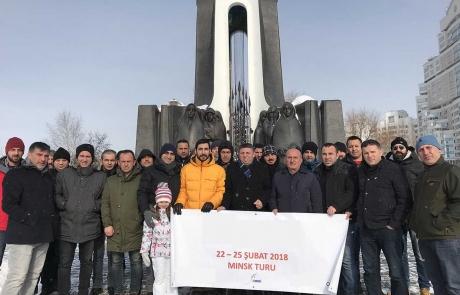 Motivasyon Gezisi - Minsk Beyaz Rusya