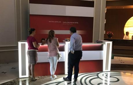 Antalya'da Papillon Ayscha Hotel – Belek'teyiz