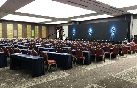 Toplantı Salonu Hazırlıkları - LED Ekran